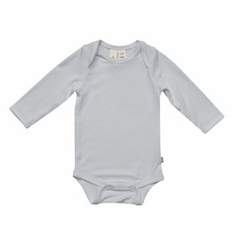 Kyte Baby Kyte Baby Long Sleeve Bodysuit - Storm