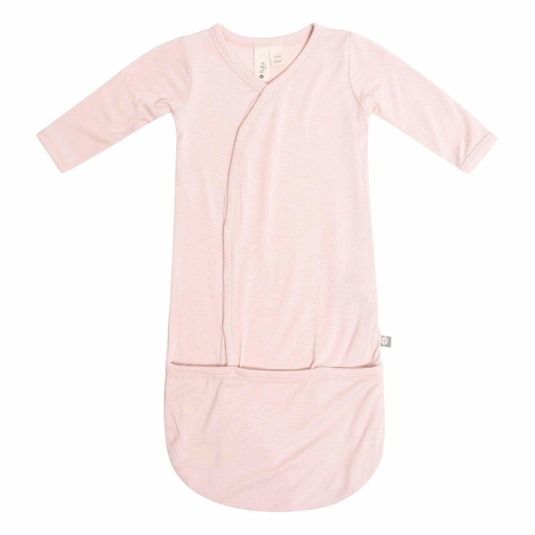 Kyte Baby Kyte Bamboo Bundler Sleeper Gown - Blush