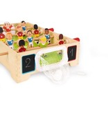 Janod Toys Champions Mini Wooden Soccer Table
