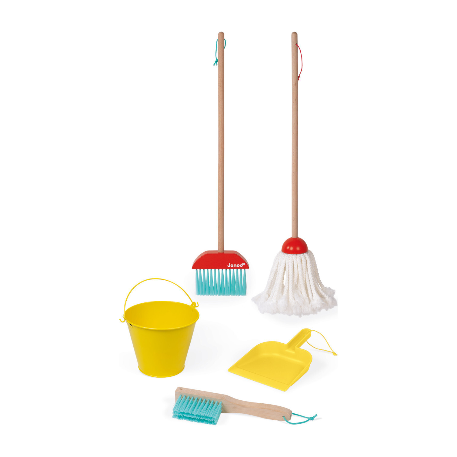 Janod Toys Cleaning Set