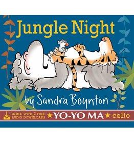 Jungle Night Board Book