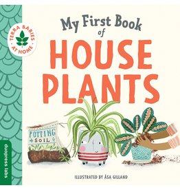 Books My First Book of Houseplants Board Book