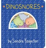 Books Dinosnores board book