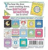 Books Birthday Monsters board book