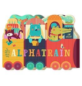 Books Alphatrain Board Book