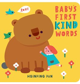 Books Baby's First Kind Words