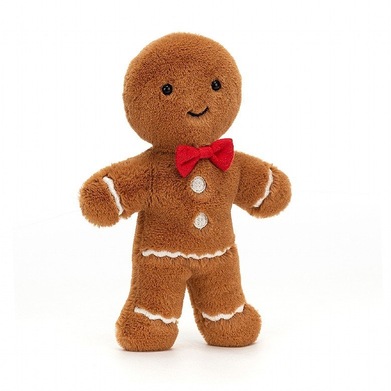 Jellycat Jolly Gingerbread Fred