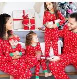 Magnetic Me Rollicking Reindeer Magnetic Modal Footie Pajamas