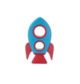 Manhattan Toys Silicone Teether Rocket