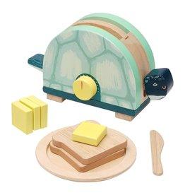 Manhattan Toys Toasty Turtle Wooden Toy