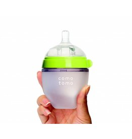 Comotomo Comotomo Baby Bottle - Green