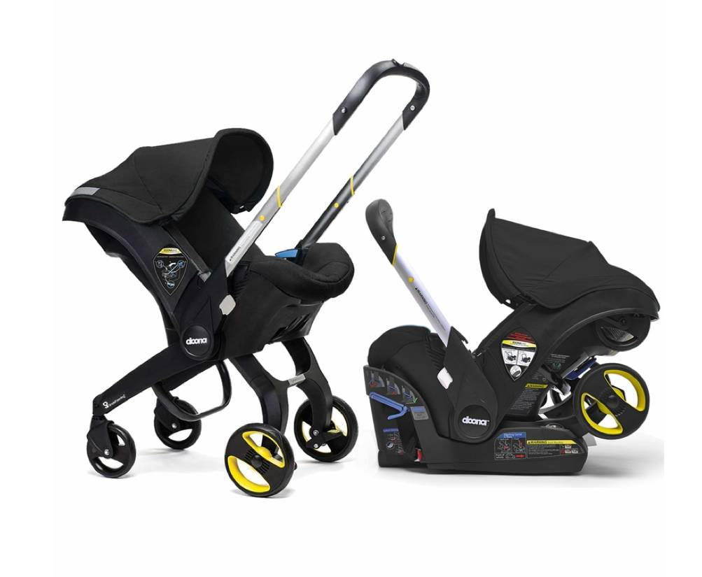 Baby Strollers And Car Seats: Doona Car Seat Stroller