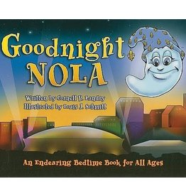Books Goodnight NOLA