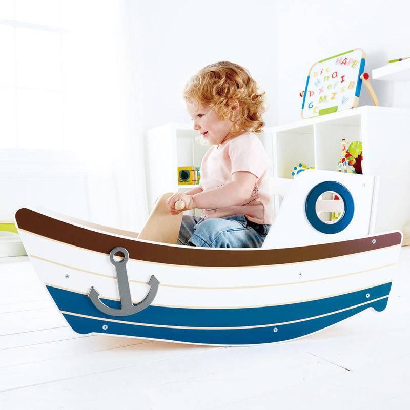 Hape Hape High Seas Rocker - Boat