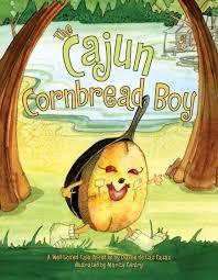 Books Cajun Cornbread Boy