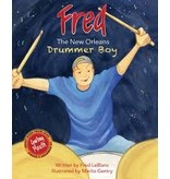 Books Fred: The New Orleans Drummer Boy