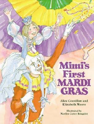 Books Mimi's First Mardi Gras