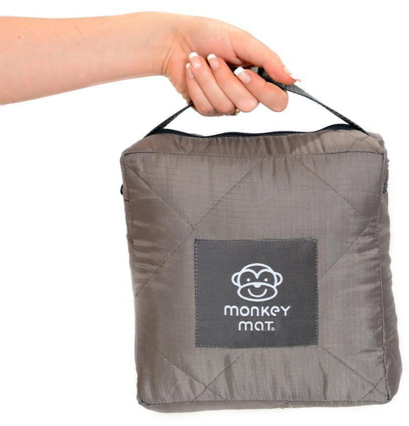 Monkey Mat Monkey Mat Quilted