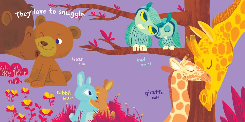 Indestructibles Baby Books Indestructibles: Baby Animals