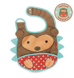 Skip Hop Catch-All Pocket Zoo Bib