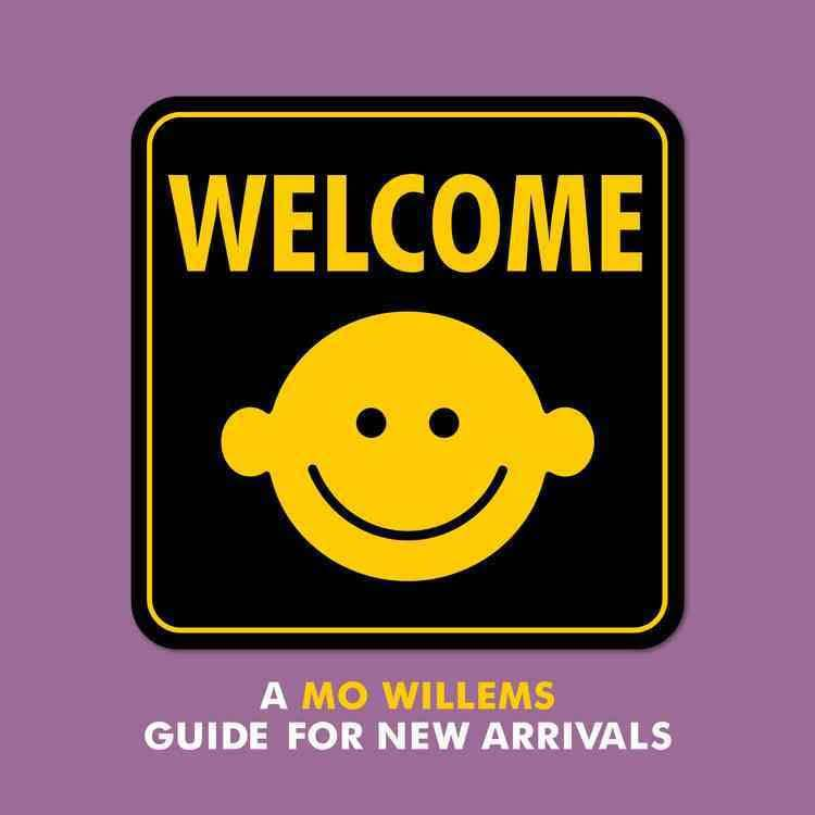 Books Welcome: A Mo Willems Guide to New Arrivals