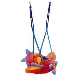 HABA Airplane Swing (curbside pickup or local delivery only)