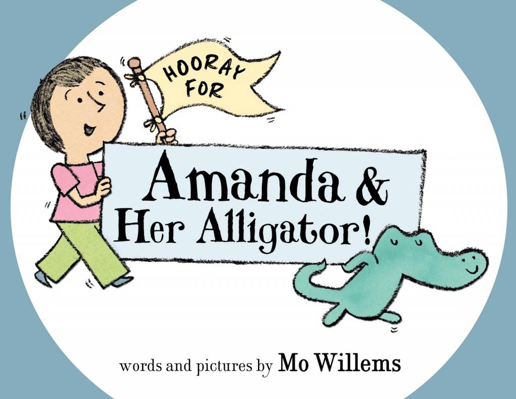 Books Hooray for Amanda & Her Alligator