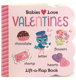 Books Babies Love Valentine's Lift-The-Flap Board Book