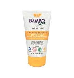 Bambo Nature Bambo Nature Sunny Day Mineral - Based Sunscreen