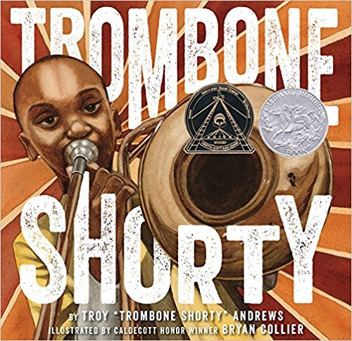 Books Trombone Shorty
