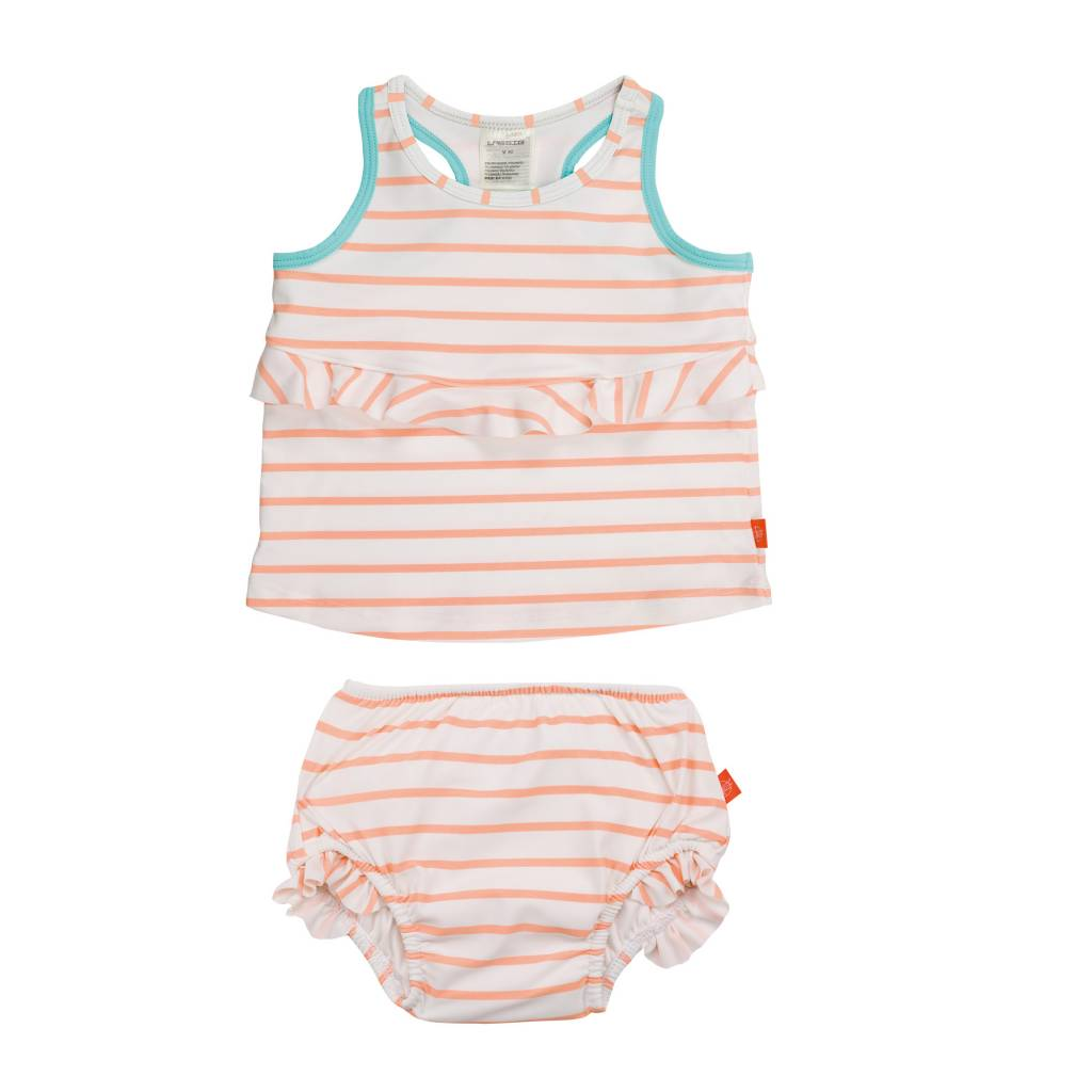 LASSIG Tankini Set - Sailor Peach
