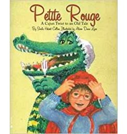 Books Petite Rouge: A Cajun Twist to an Old Tale