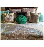 Ellen Macomber Ellen Macomber Organic NOLA Map Blanket Large