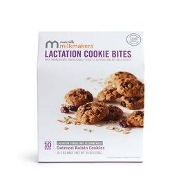 Milk Makers Milkmakers Oatmeal Rasin Lactation Cookie Bites