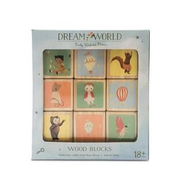 Finn + Emma Finn+Emma Wood Blocks - Dream World