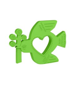 Manhattan Toys Bird Silicone Teether