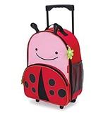 Skip Hop Zoo Kids Rolling Luggage