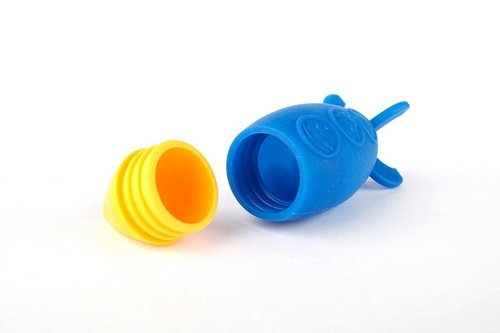 Marcus & Marcus Rocket Silicone Squirting Bath Toy