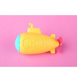 Marcus & Marcus Submarine Squirting Silicone Bath Toy