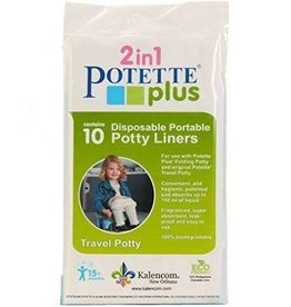 Potette Plus Potette Plus Disposable Liners - 10pack