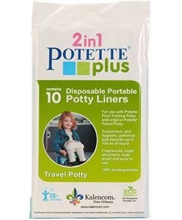 Potette Plus Potette Plus Disposable Liners - 10pack