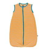 KicKee Pants KicKee Pants Lightweight Sleeping Bag - Tamarin Brazil Stripe
