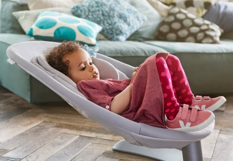 Nuna Nuna Leaf Grow Bouncer