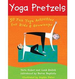 putumayo Barefoot Yoga Pretzels Activity Book