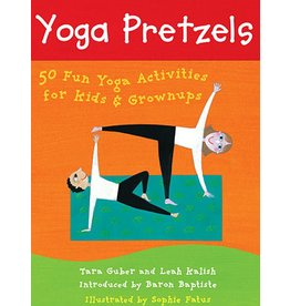 putumayo Barefoot Yoga Pretzels Activity Cards