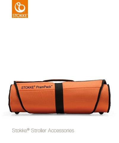 Stokke Stokke PramPack Orange/Black