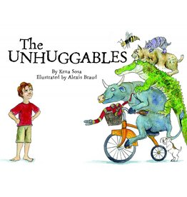 Books The Unhuggables