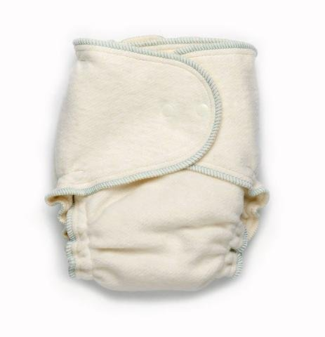 BabeeGreens BabeeGreens Fitted Diaper