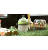 Comotomo Comotomo Baby Bottle (2-Pack) Green