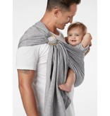 Sakura Bloom Sakura Bloom  Ring Sling in Chambray Linen